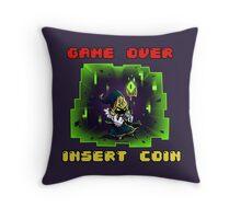 Veigar Final Boss Throw Pillow