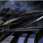 Bonestell's Spaceship (2003) by Beric Henderson