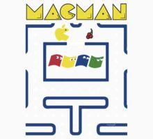 Mac-Man Kids Clothes