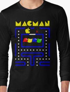 Mac-Man Long Sleeve T-Shirt