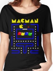 Mac-Man Women's Relaxed Fit T-Shirt
