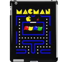 Mac-Man iPad Case/Skin