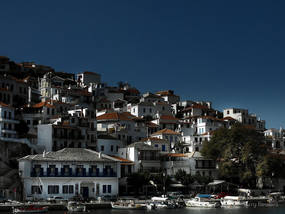 Skopelos (2) by larry flewers