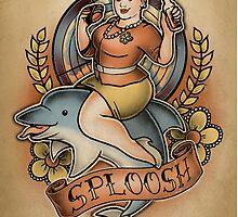 Sploosh! - Print by MeganLara