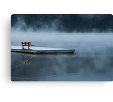 Missing Persons Canvas Print