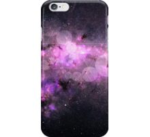 Space Wave iPhone Case/Skin