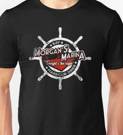Morgan's Marina (white) Unisex T-Shirt