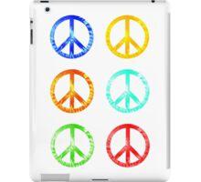 Rainbow Peace iPad Case/Skin