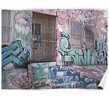 Graffiti House Poster