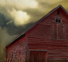 Red Barn by Josie Duff