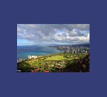 Diamond Head Lookout, Honolulu, Oahu, Hawai'i, USA T-Shirt