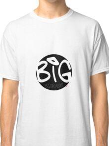 BIG BLAK DOT [-0-] Classic T-Shirt