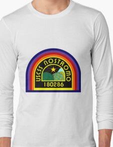 USS NOSTRAMO -ALIENS Long Sleeve T-Shirt