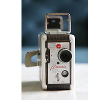 Brownie Movie Camera  Photographic Print