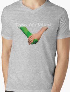 Together We're Unlimited Mens V-Neck T-Shirt
