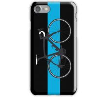 Bike Team Sky (Big - Highlight) iPhone Case/Skin