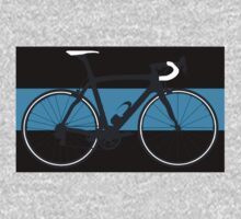 Bike Team Sky (Big - Highlight) One Piece - Short Sleeve