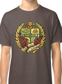 Donde Esta La Biblioteca  Classic T-Shirt