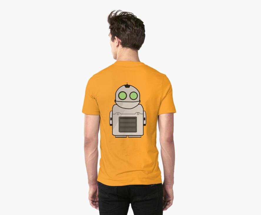Clank T-Shirt by Tgarncarz