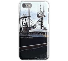 The Commercial Fleet at Point Judith RI [2] iPhone Case/Skin