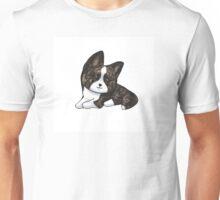 Brindle Cardigan Corgi Unisex T-Shirt