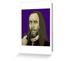 Vincent Van Goth Greeting Card