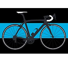 Bike Team Sky (Big - Highlight) Photographic Print