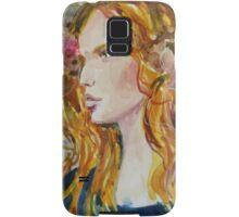 Renaissance Woman Samsung Galaxy Case/Skin