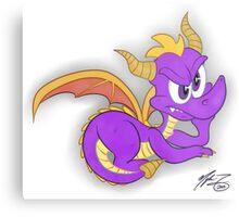 Spyro Metal Print