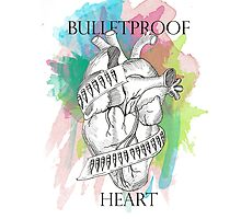 Bulletproof Heart - My Chemical Romance by sheelight