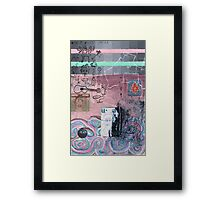 New Year in Japan Framed Print