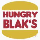 Hungry Blak's [-0-] by KISSmyBLAKarts
