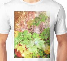 Woodland Foliage in Boothbay Maine Unisex T-Shirt