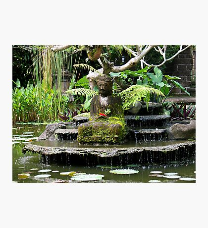 Buddha - Ubud Village Bali,Indonesia Photographic Print
