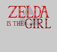 Zelda Is The Girl by kzenabi