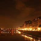 Florence, Italy by Kent Nickell