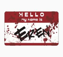 Hello My Name is... Eren by VashCrow