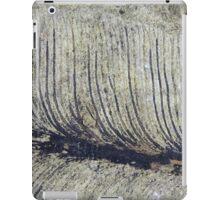 Fragile Fossil Plant Leaf iPad Case/Skin