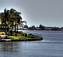 Lake Mulwala by Leigh Monk