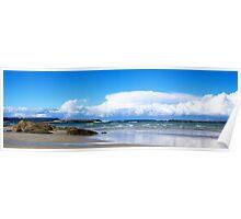 Madfish Beach - Denmark Poster