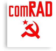 comRAD Canvas Print