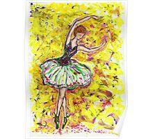 Ballet Fantasia Poster
