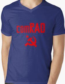 comRAD Mens V-Neck T-Shirt