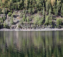 Mountain Lake by Zosimus