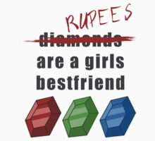 Rupees are a girls best friend 2 by kzenabi