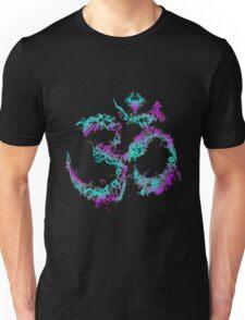 Smoky Om Unisex T-Shirt