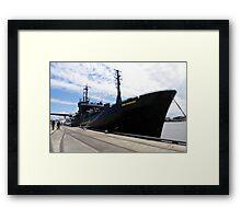 The Bob Barker Framed Print