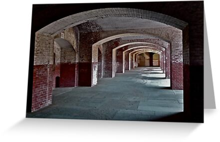 Fort Point, San Francisco, CA by Scott Johnson
