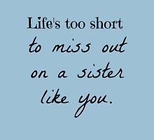 A Sister Like You Unisex T-Shirt