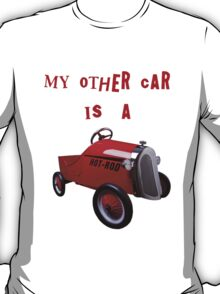 mY oTHER cAR iS a..... T-Shirt